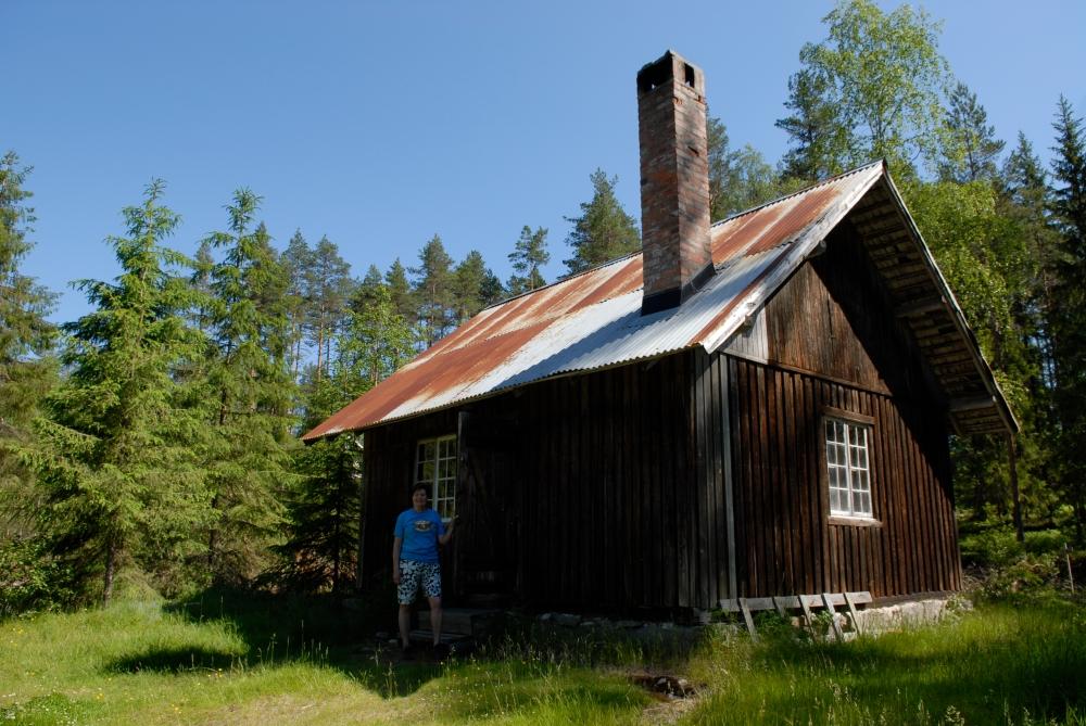 rar hytte